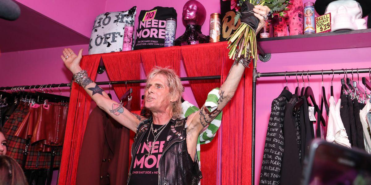 Punk Rockers Remember Stylist Jimmy Webb