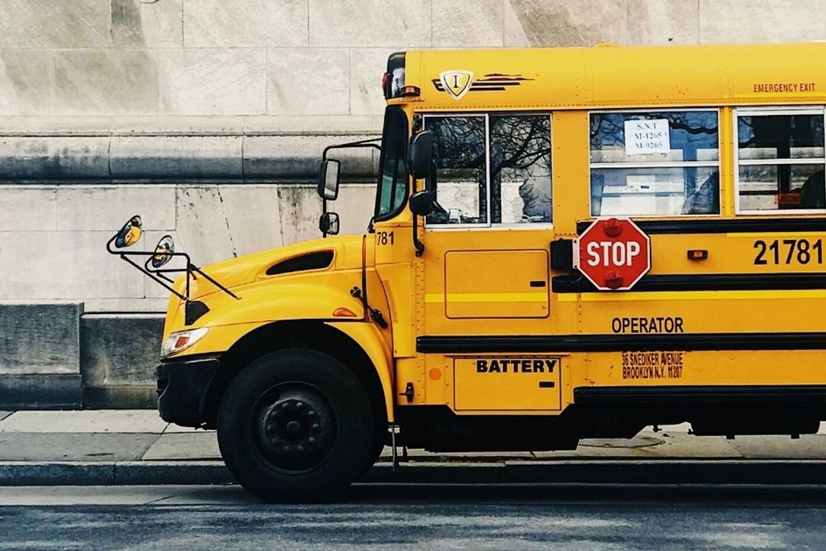 School districts are transforming buses into wifi hotspots for students without internet