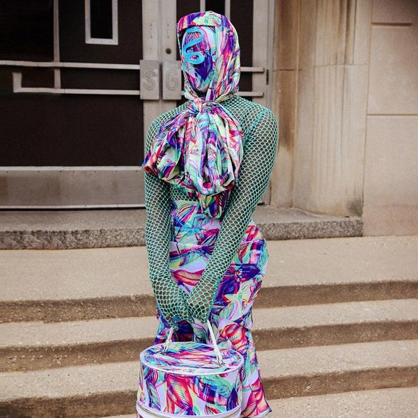 Shea Couleé's Quarantine Couture Is an Entire Mood