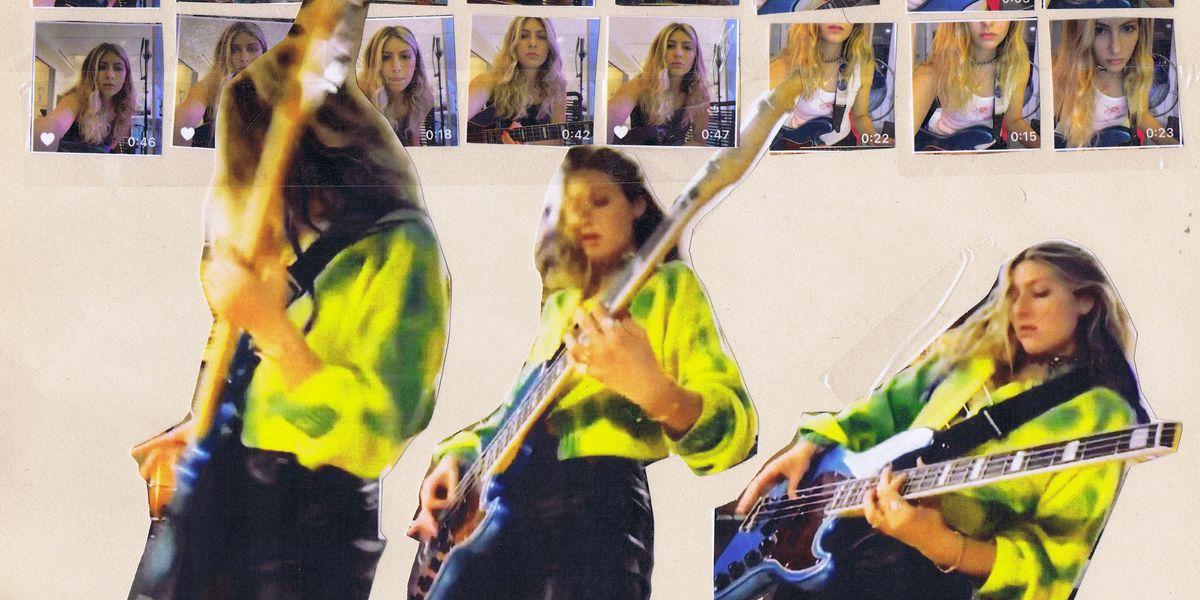 Blu DeTiger Is TikTok's Most Badass Bassist