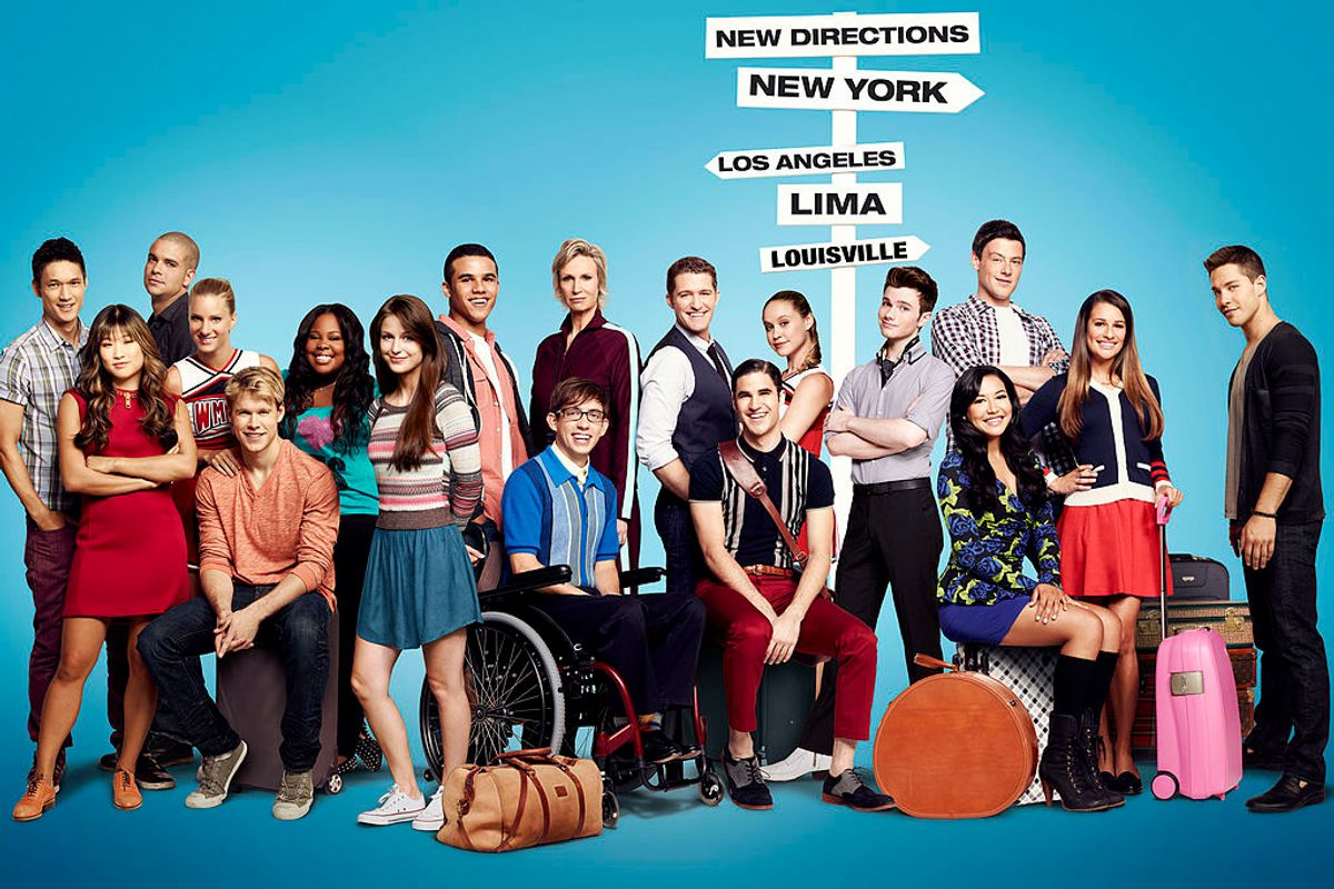 TikTokers Are Rediscovering That 'Glee' Was... a Show