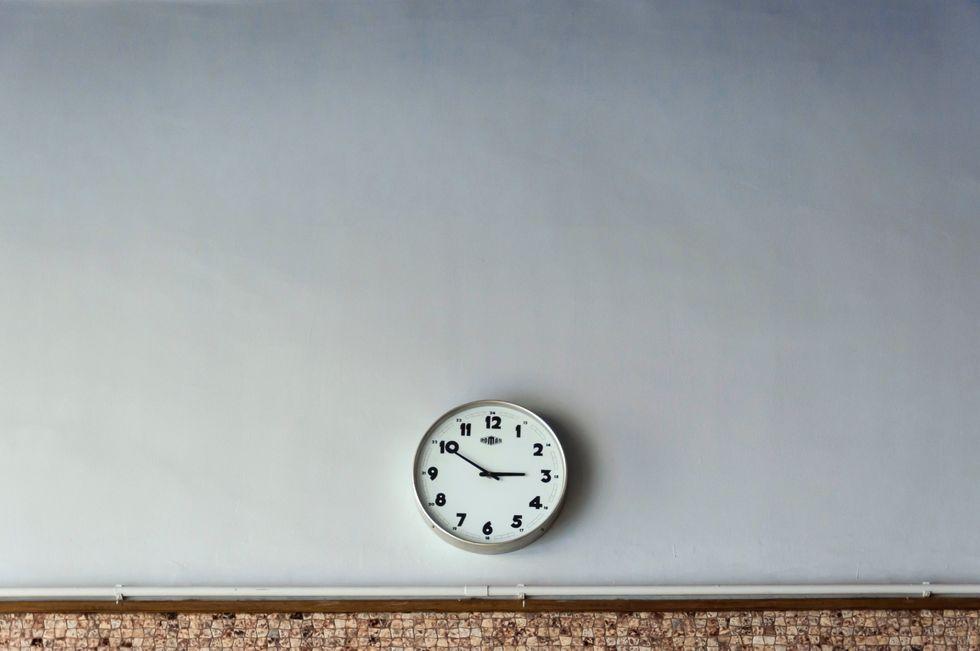 A College Student's Daily Schedule in Quarantine