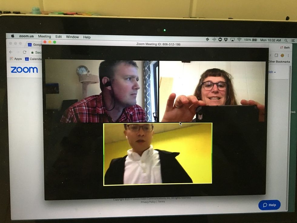 7 Things That Inevitably Happen During An Important Zoom Meeting