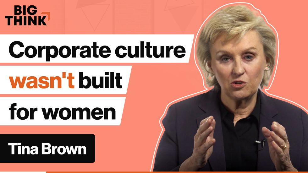 Corporate culture wasn't built for women. Here's how to fix that.