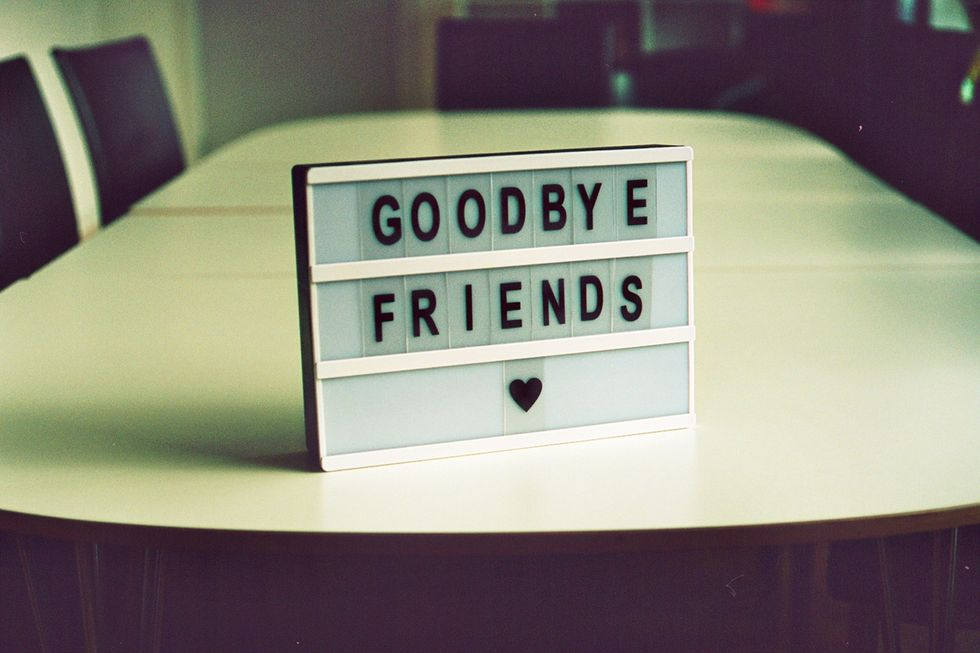 Goodbye: An Ode To Odyssey