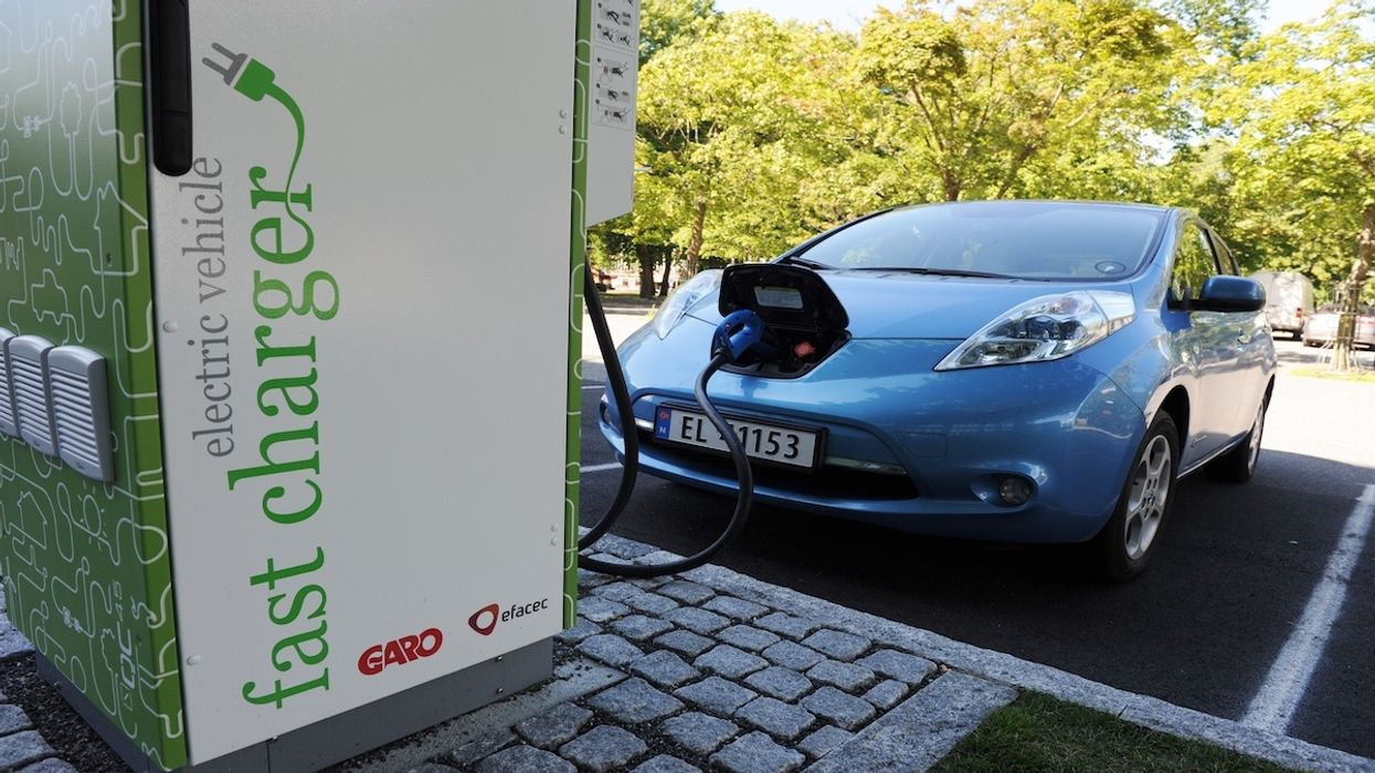 How Norway Convinced Drivers to Switch to Electric Cars
