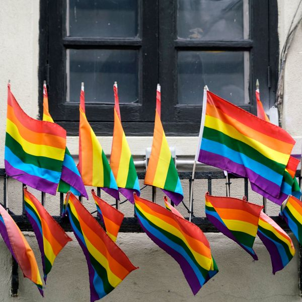 Put Your Harnesses Away, NYC Pride Is Canceled