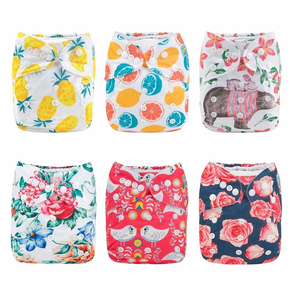 alvababy reusable cloth diapers