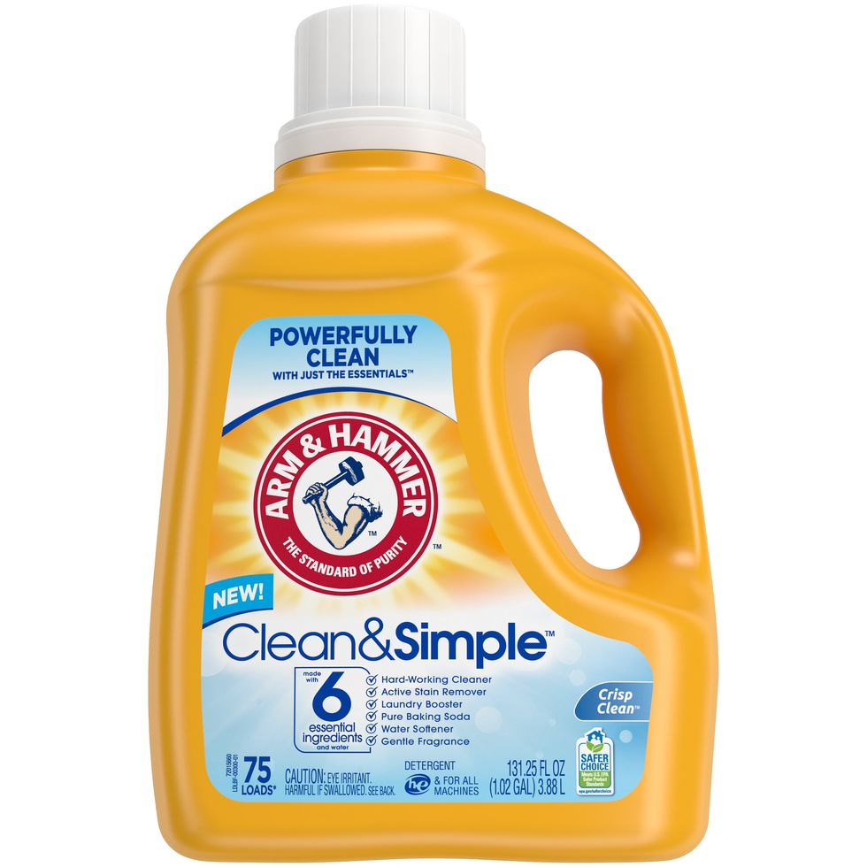 arm and hammer clean