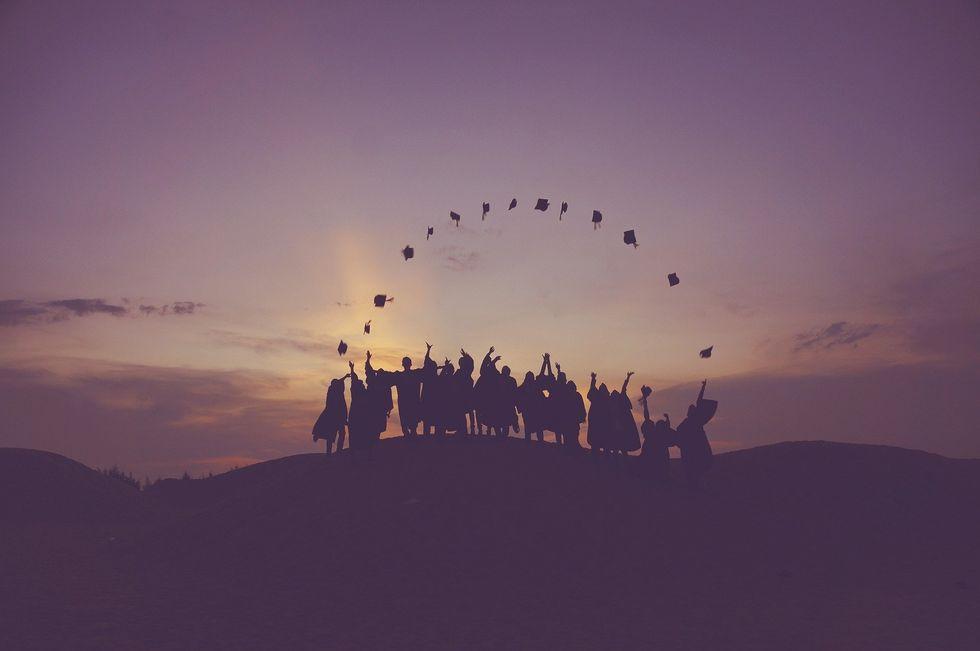 Social Distancing Graduation