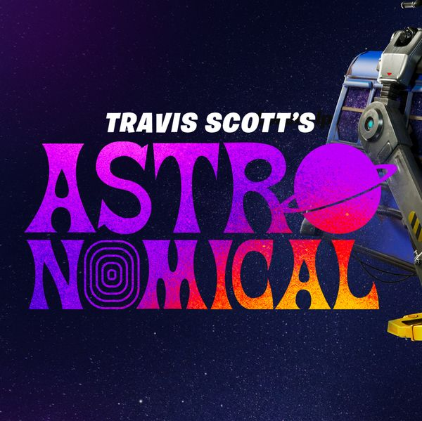 How to Watch Travis Scott's 'Astroworld' Event in Fortnite