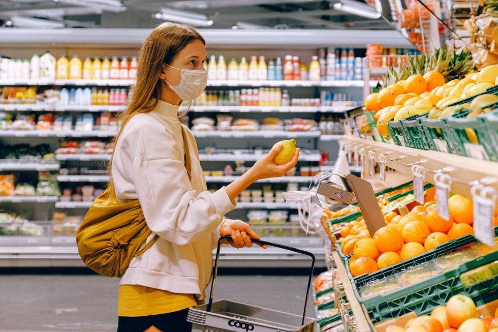 I'm A Grocery Store Worker And Yes, I'm 'Essential' In This Pandemic