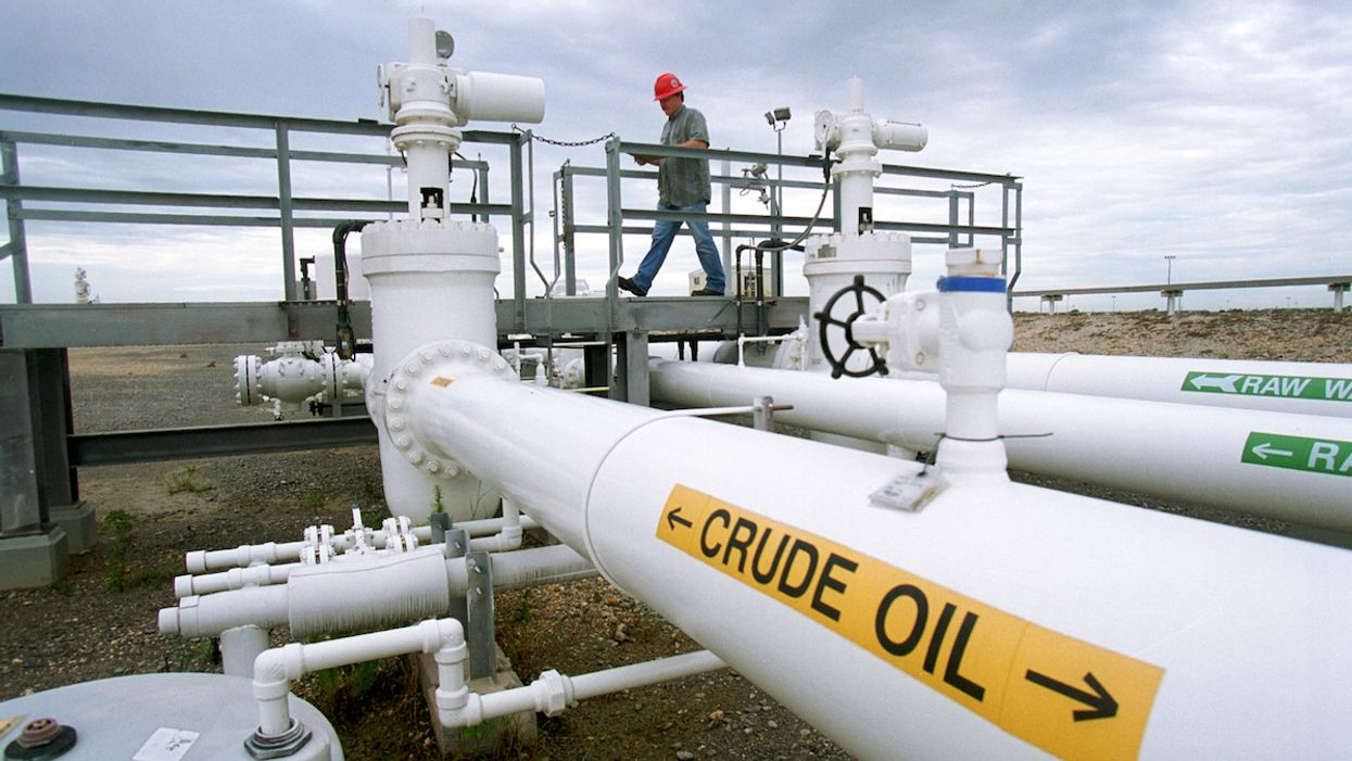 Oil Prices Fall Below Zero for First Time in History