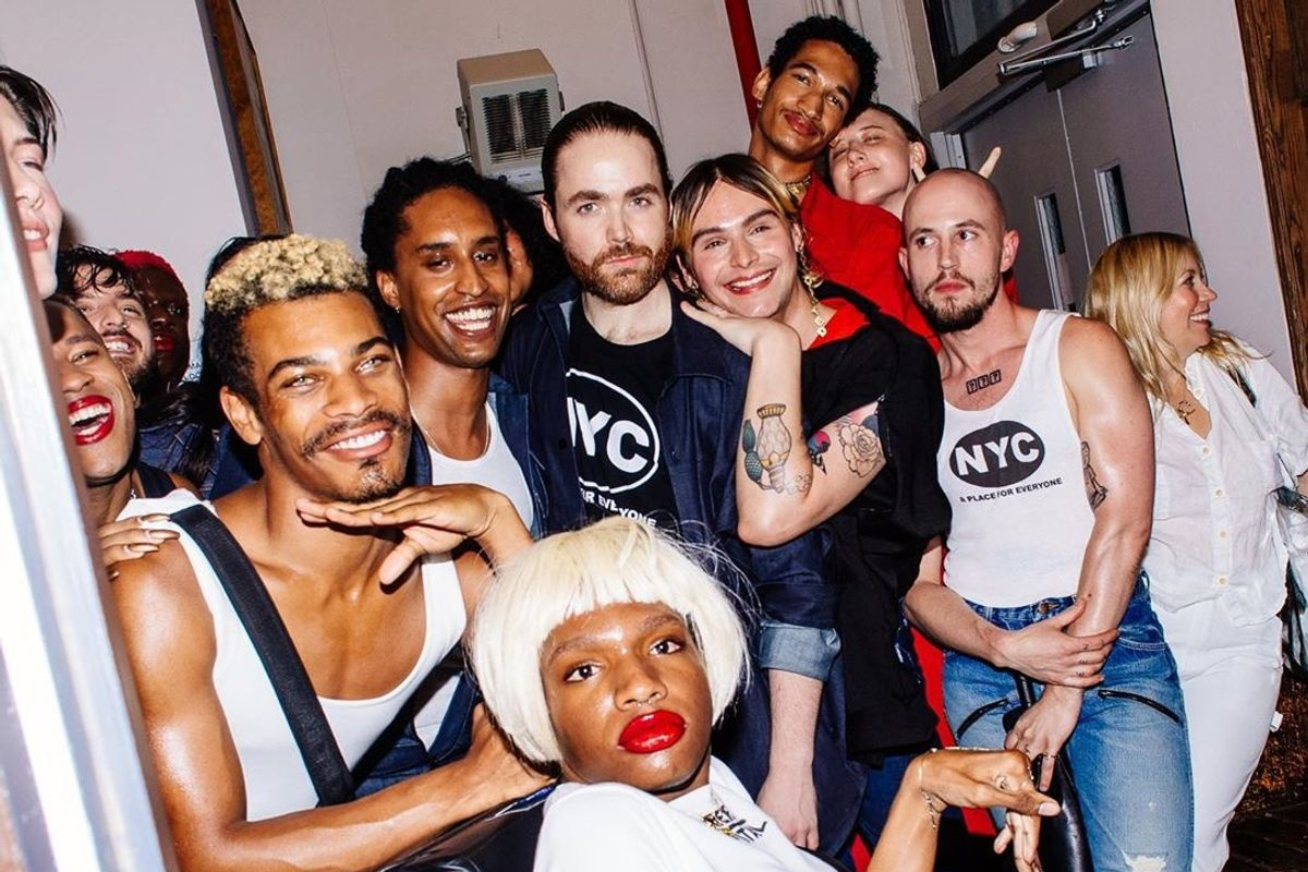 'Promote Homosexuality' to Support NYC Creatives