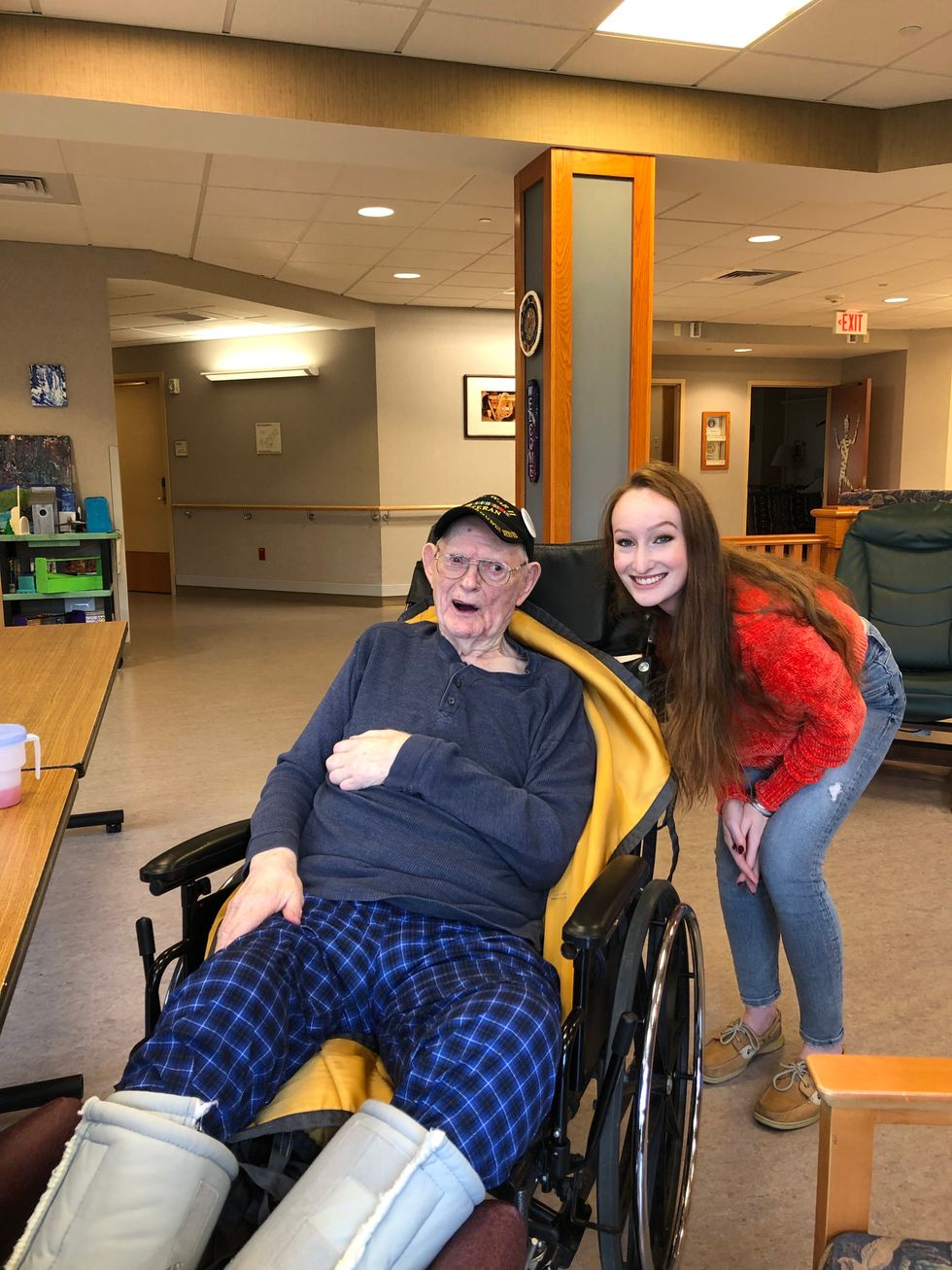 The Struggles Of Having A Grandparent In A Nursing Home During COVID-19