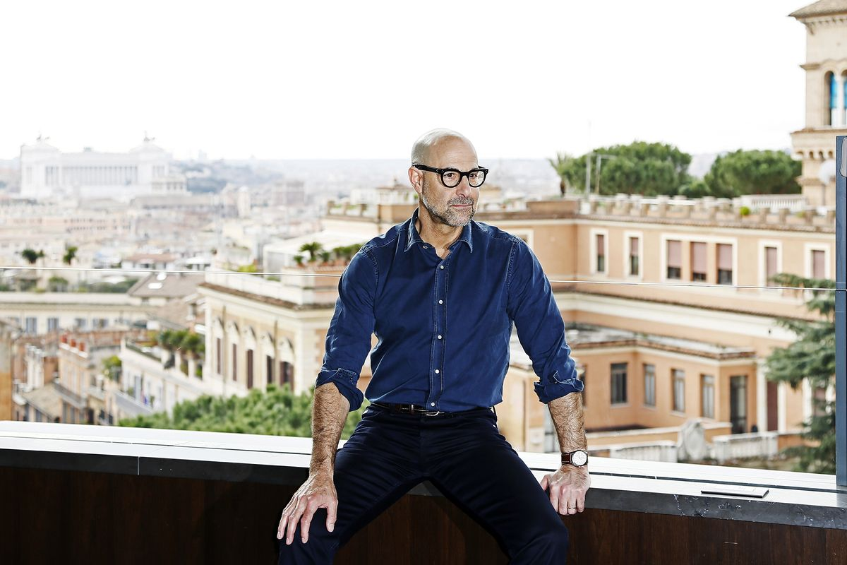The Internet Is Horny for Stanley Tucci's Negroni Tutorial