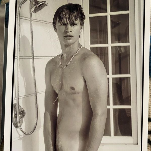 Ansel Elgort Isn't on OnlyFans, but He Should Be