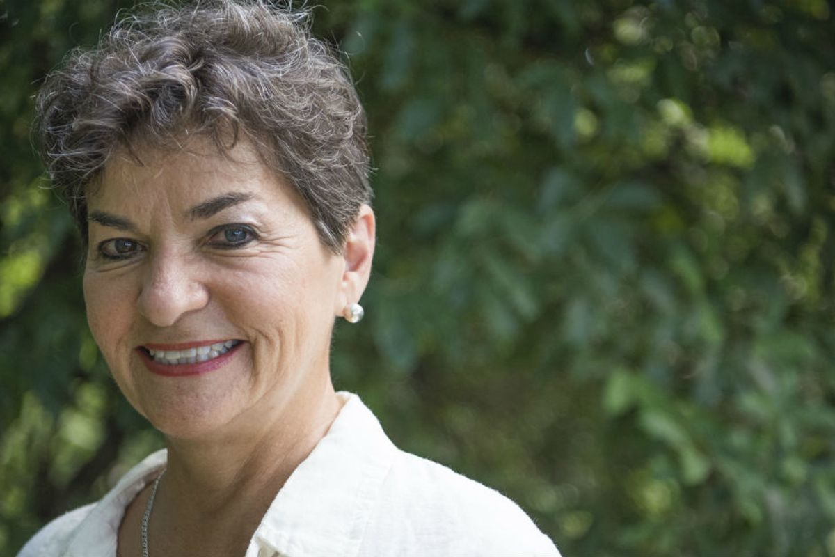 GOOD10 // The Earth Issue // The Leader: Christiana Figueres