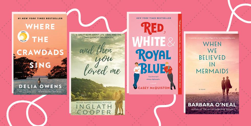 25 Best-Selling Romance Novels Every Woman Should Read ASAP