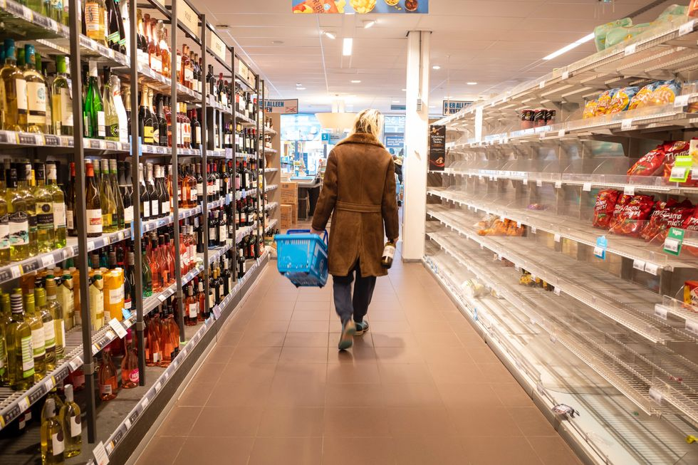 Grocery Shopping Is A Lifesaver For My Mental Health During Quarantine