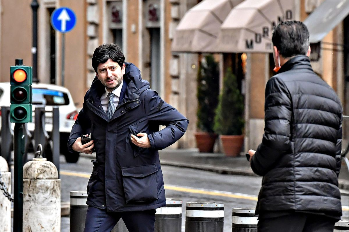 Speranza ha nascosto anche a Mattarella il piano che avvertiva della strage in arrivo