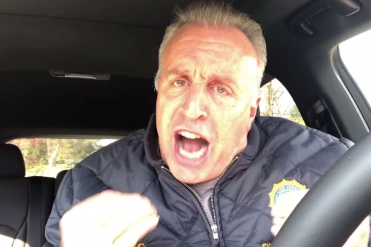New Yorker goes on an epic rant over coronavirus government checks and mortgage payments