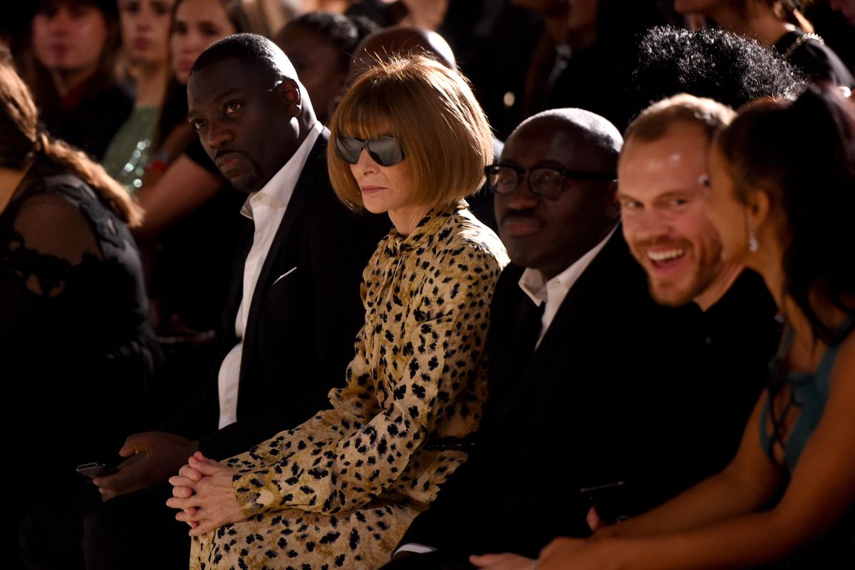 Anna Wintour Reflects on Her All-Time Favorite Fashion Show