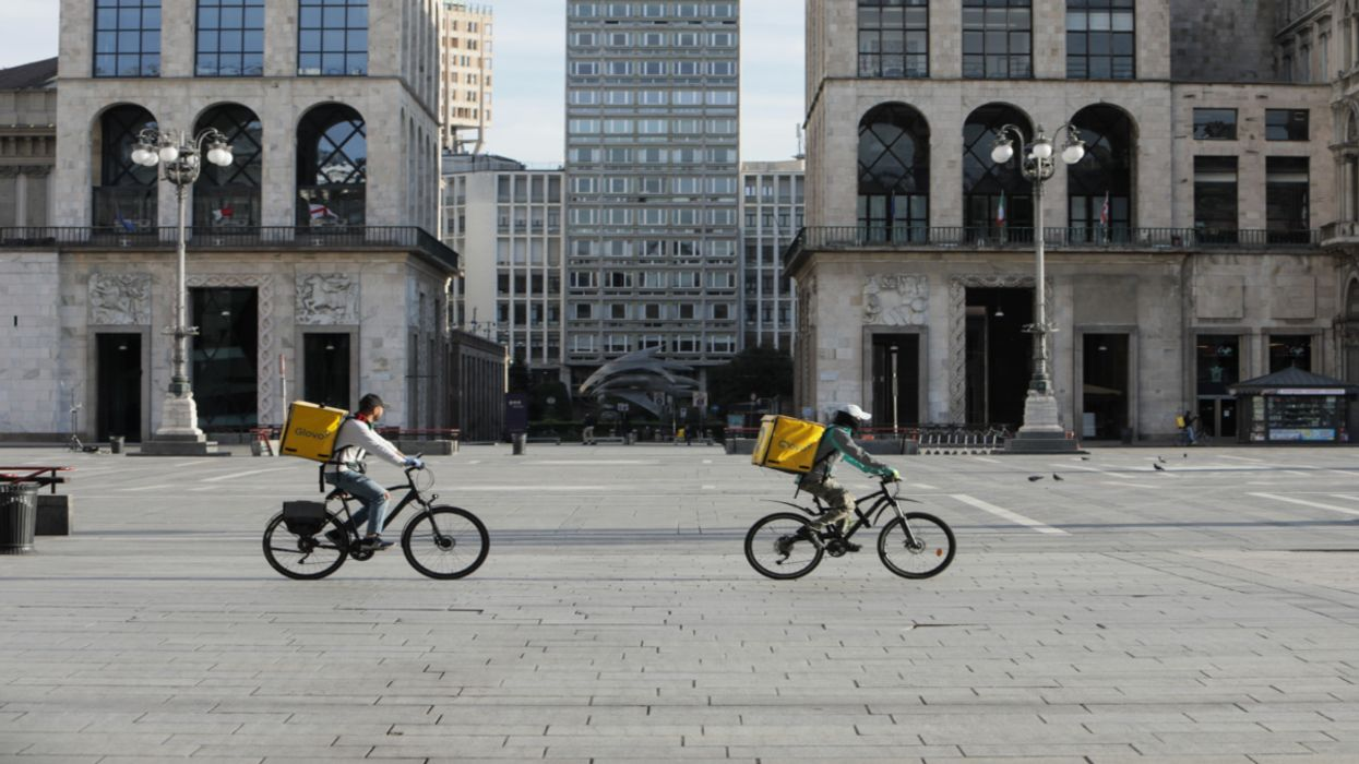 Milan Plans to Limit Cars After Coronavirus Restrictions Are Lifted