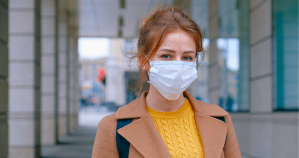 Whether Or Not Your State Is Reopening, Please Keep Wearing A Mask If You Leave Your House