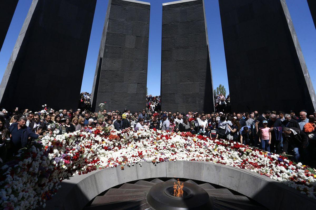 Ricordiamo il milione e mezzo di morti armeni per mano dell'impero ottomano
