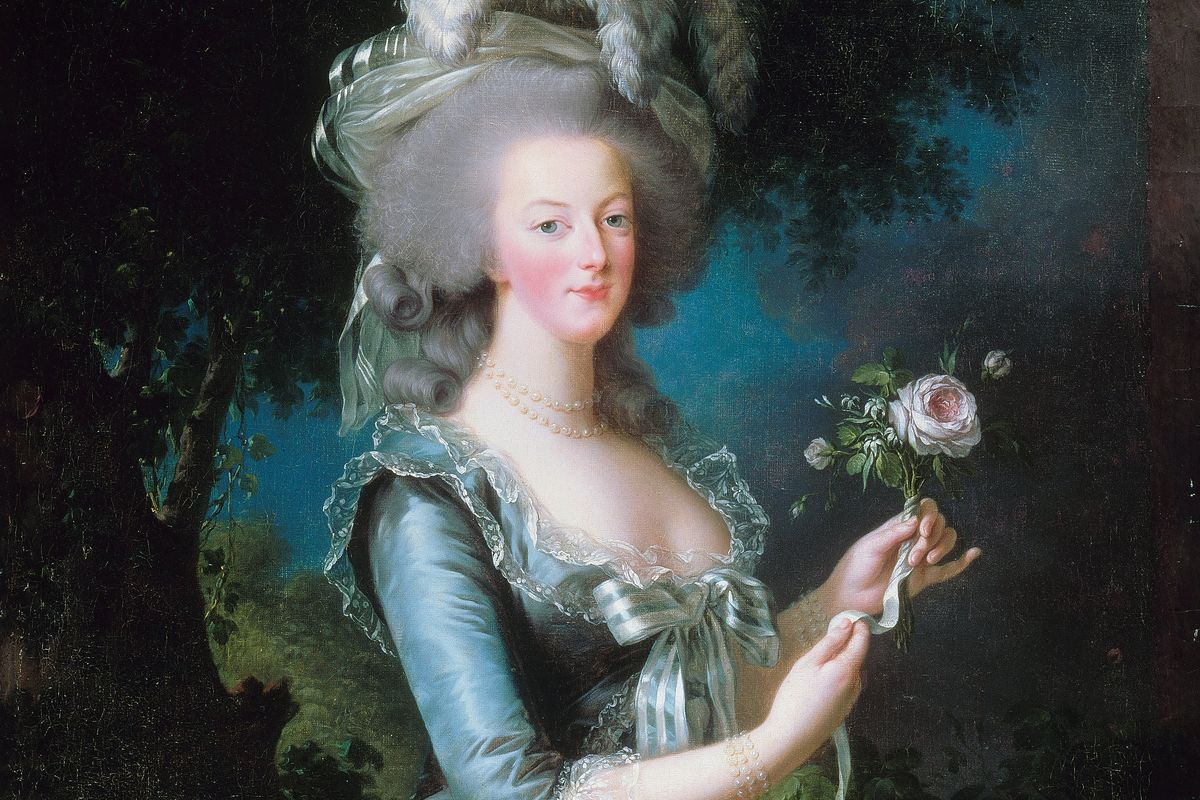 Maria Antonietta, regina solo nella morte