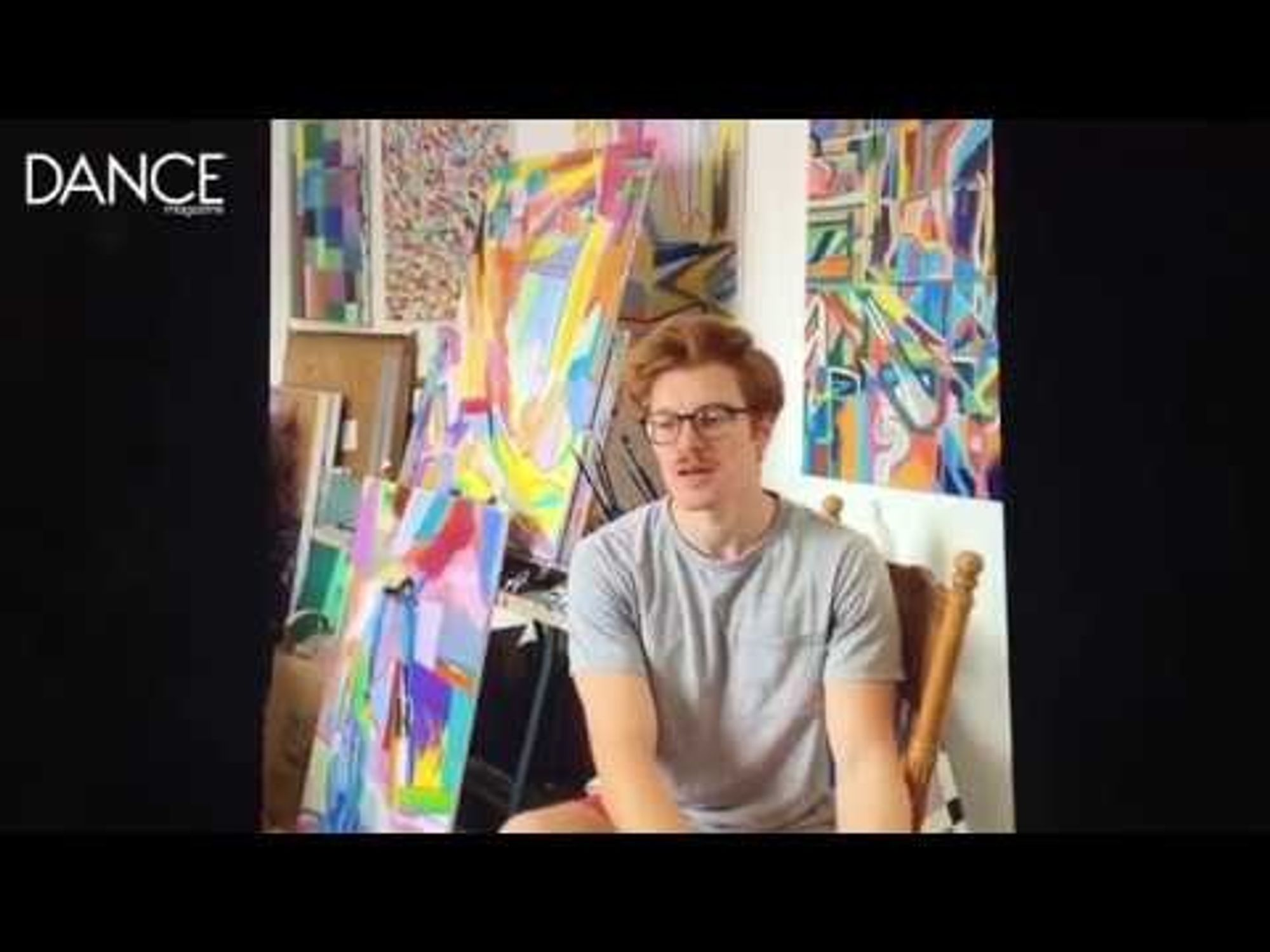 Why Miami City Ballet Principal Alexander Peters Thinks You Should Start Painting