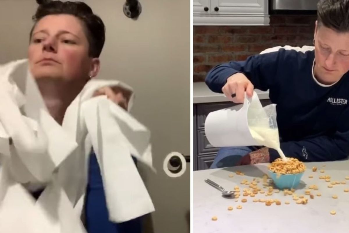 A mom's painfully hilarious 'if adults did what kids do' video hits home for parents