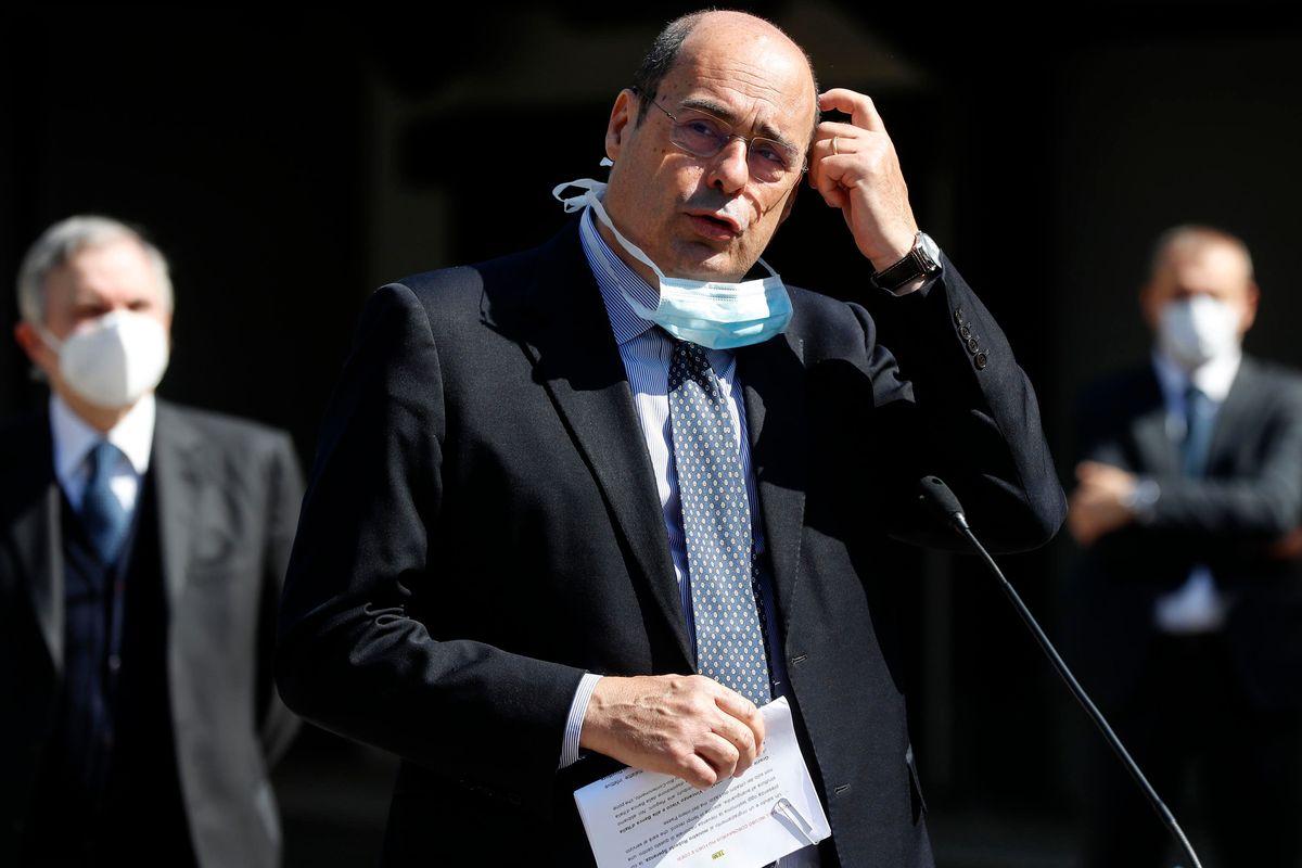 Zingaretti rivuole 15 milioni da indagati, falliti e truffatori