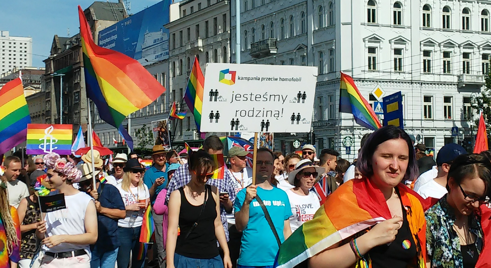 Poland Might Demonize Its LGBTQ Community Just Like Russia — And It Must Be Stopped