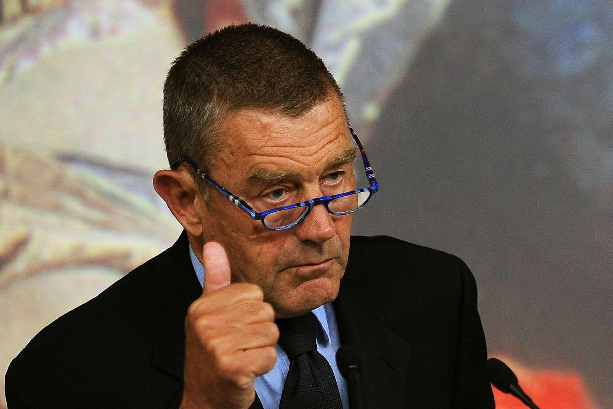Ferruccio Fazio: «Troppi gli errori del governo. Bravo Zaia a far di testa sua»