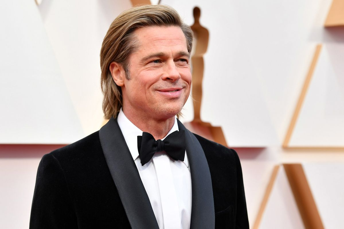 Brad Pitt Made Dr. Anthony Fauci's Wish Come True