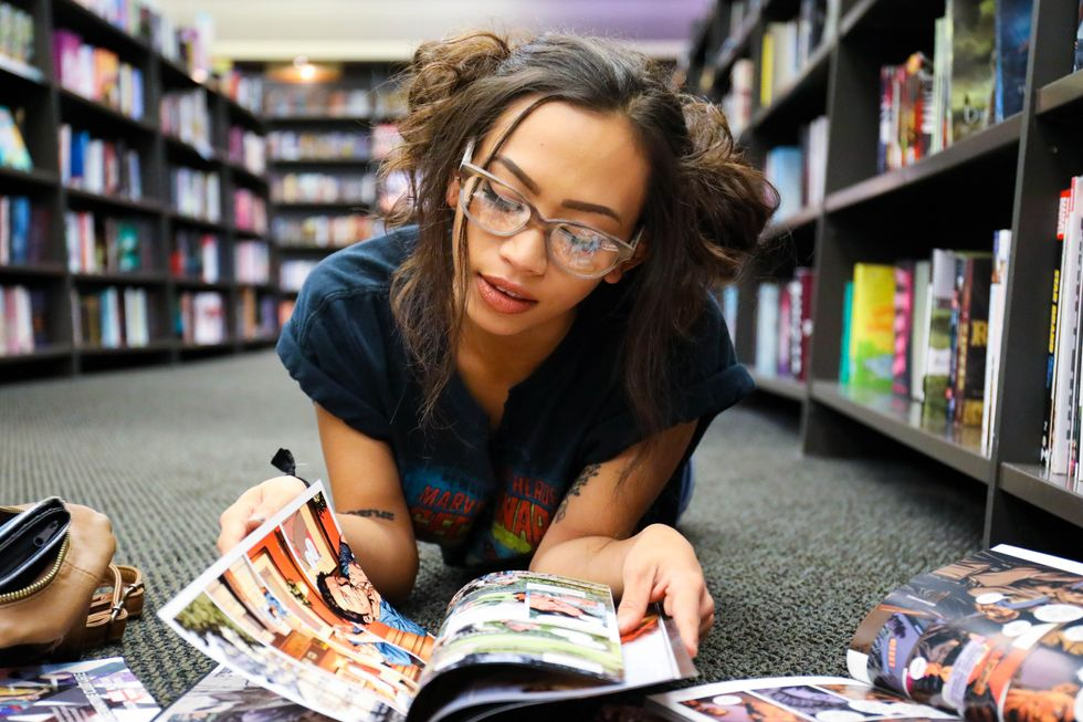 The best graphic novels for young scientists and thinkers