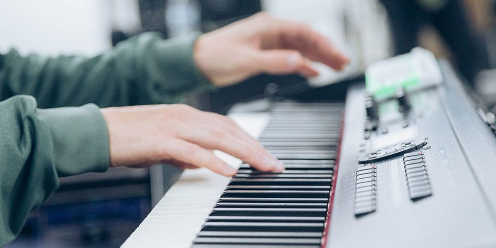 Need a creative outlet? Try this inventive new way to learn to play piano.
