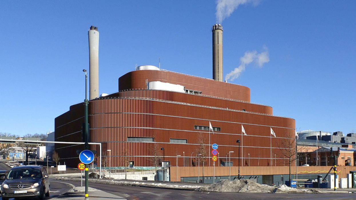 Sweden Shuts Down Its Last Coal Plant Two Years Early