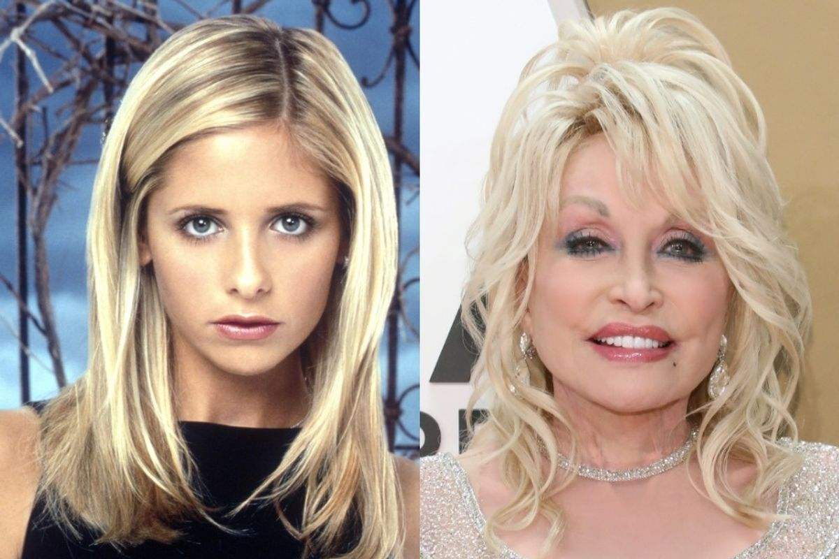 Of Course, Dolly Parton Was an Uncredited Producer on 'Buffy'