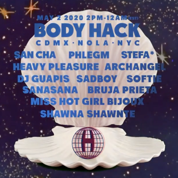 Livestream This: Body Hack's Zoom Party Fundraiser For Trans/Sex Workers
