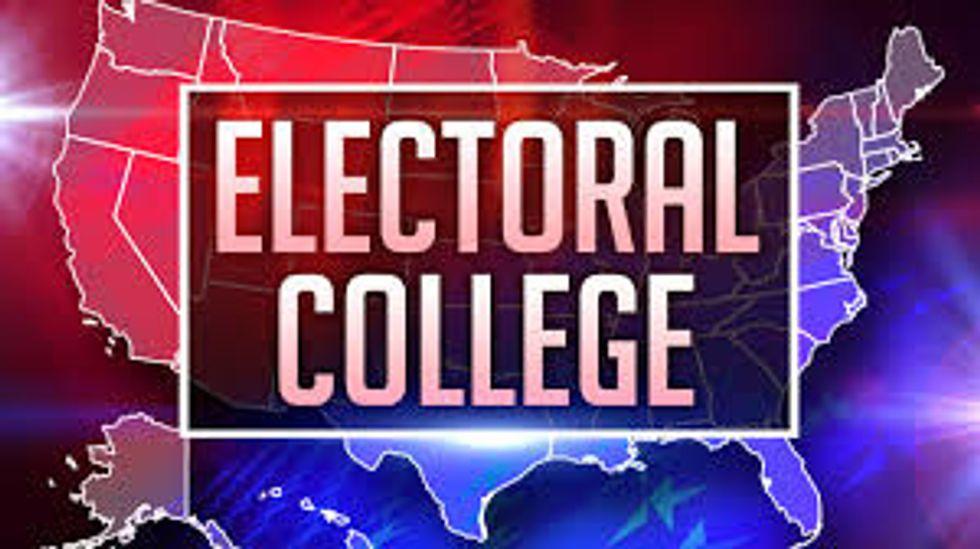 The Electoral College.