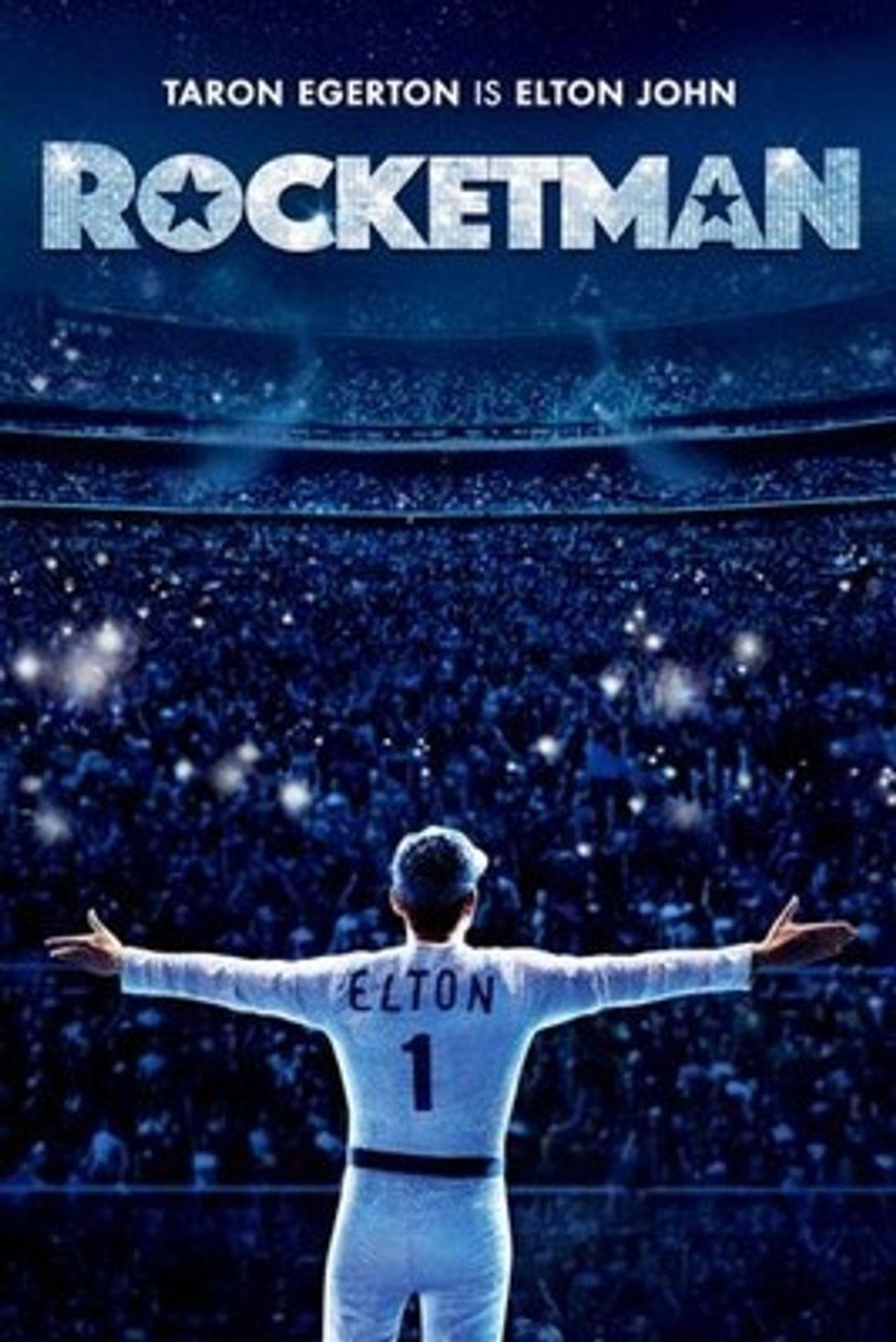 Rocketman Through My Eyes: More Than a Biopic