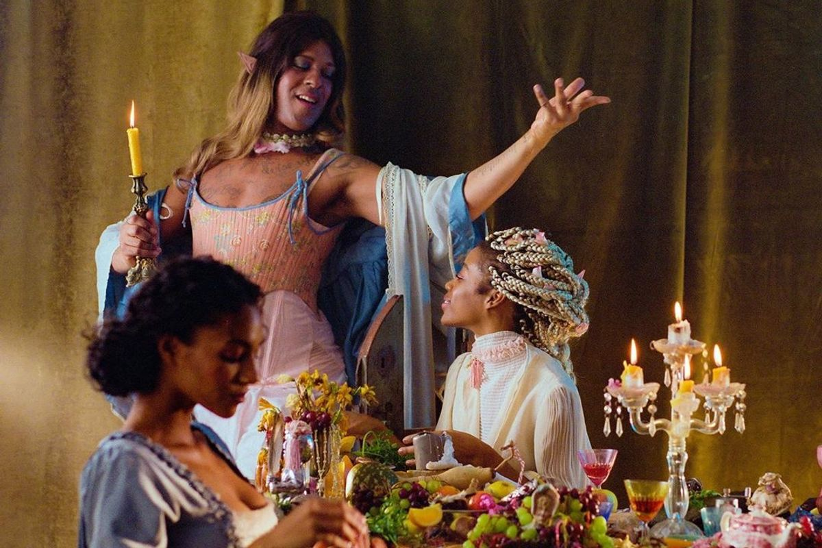 Mykki Blanco Is on Her Queer Hippy Shit