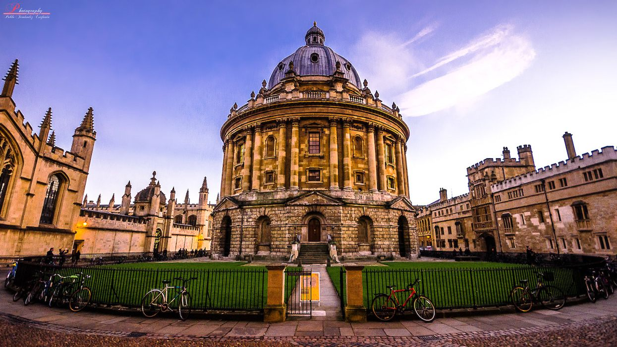 Oxford Endowment Ditches Fossil Fuels in 'Historic' Decision