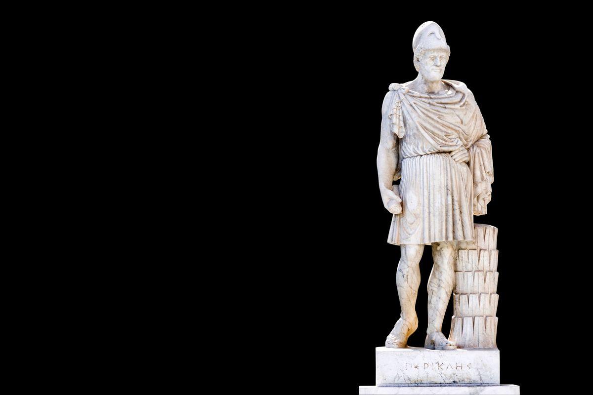Impariamo da Pericle come non comportarci