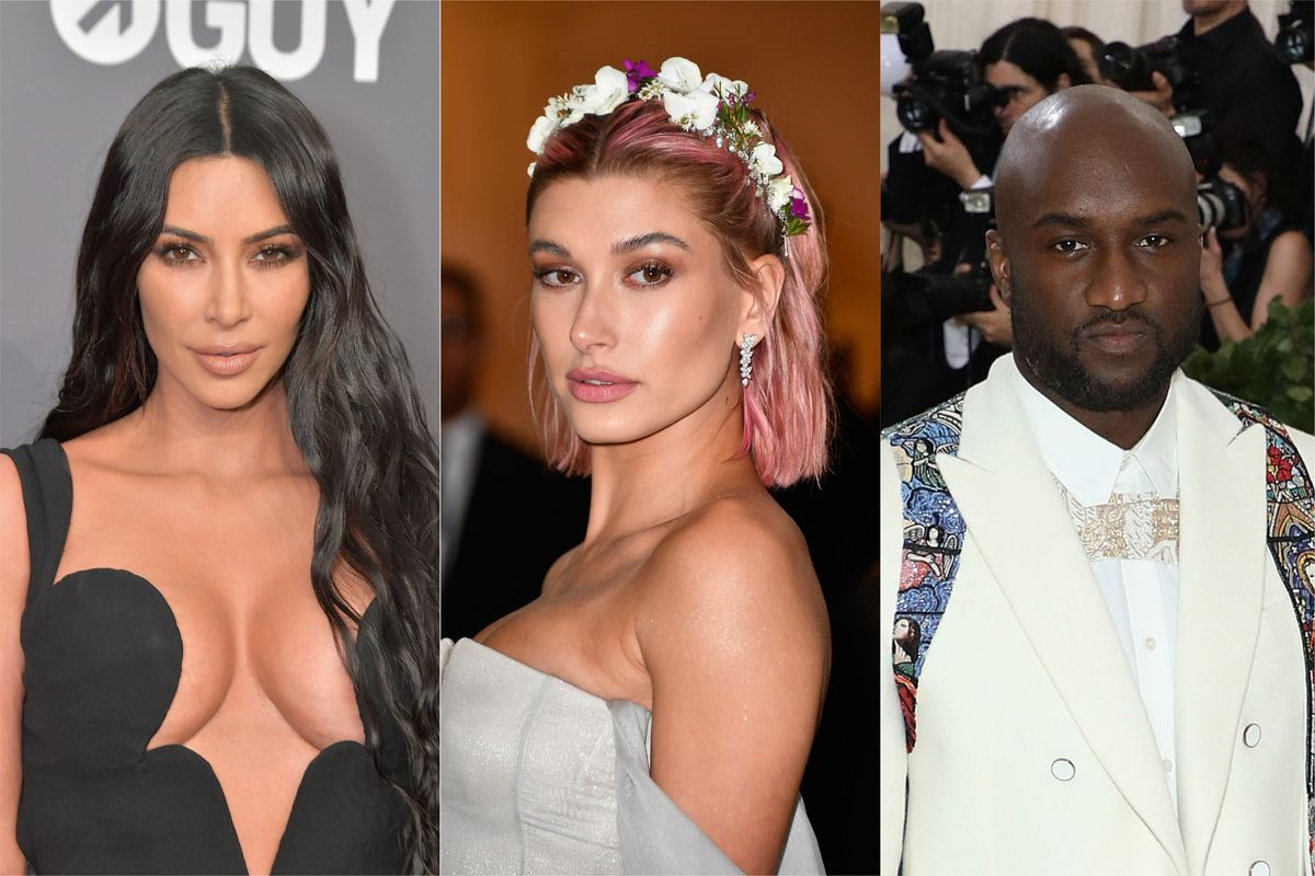 Kim K, Hailey Bieber and Virgil Abloh to Headline Virtual Fashion Show