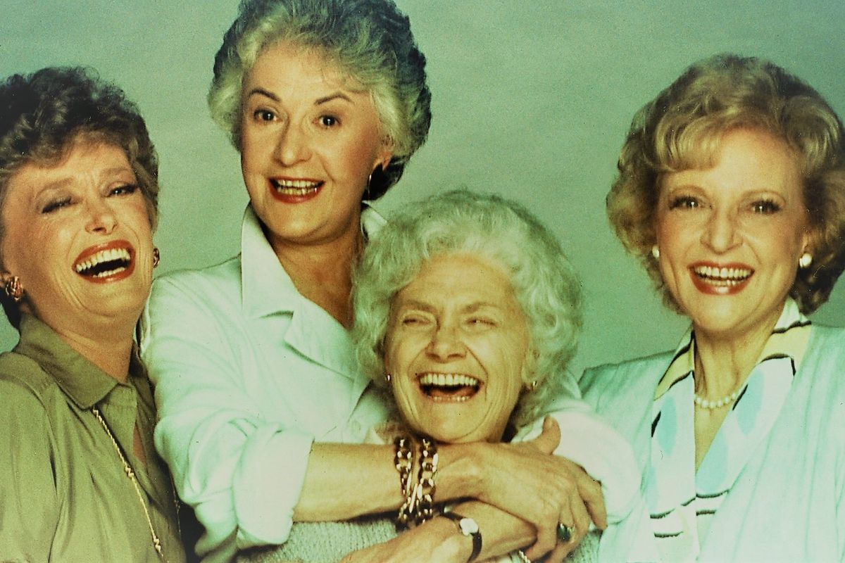 35 years later, we can still thank 'The Golden Girls' for being a friend