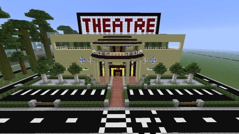 Could This Be The Beginning Of The End For Theaters?